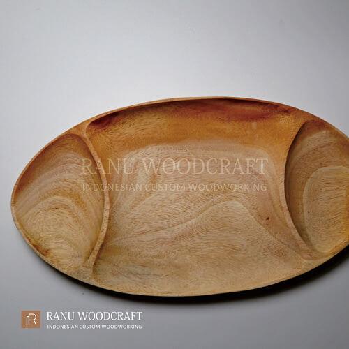 piring kayu sekat ruang b