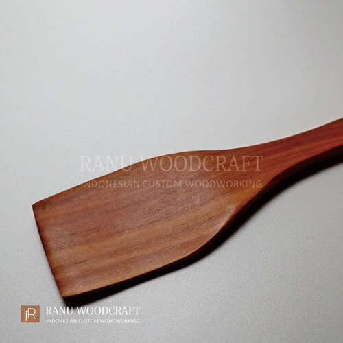 sutil kayu kotak persegi panjang b
