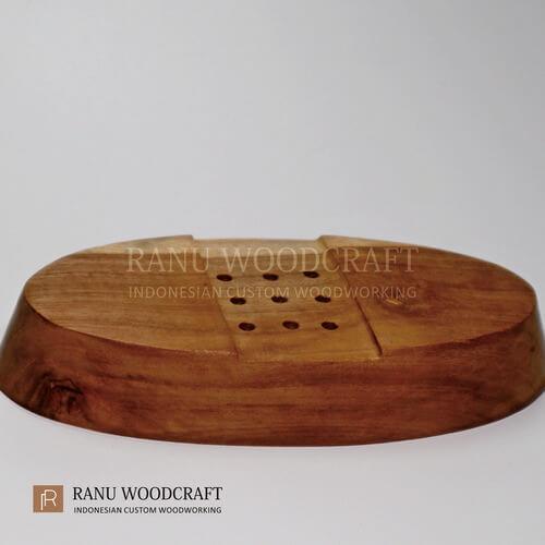 tempat sabun kayu hotel model b 3