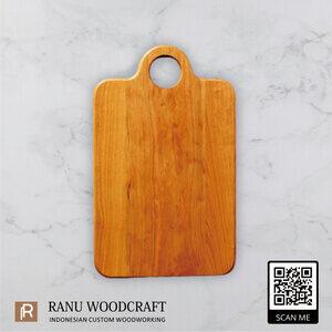 grosir talenan kayu hias - 1